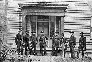 南北戦争時期の写真