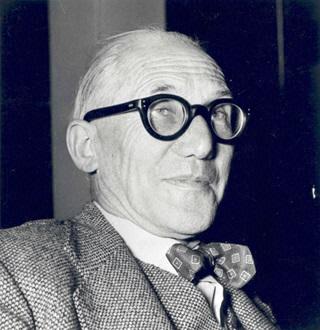 コルビュジェの写真