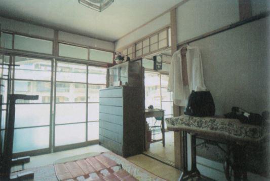 1970年の部屋の写真