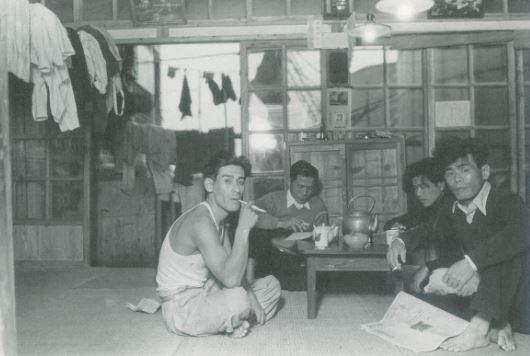当時の部屋の写真