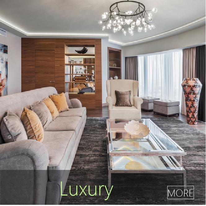 優雅で上品なやわらかい生活を彷彿させるエレガントな空間。洗練された艶感や品格があるグレイッシュなカラー。