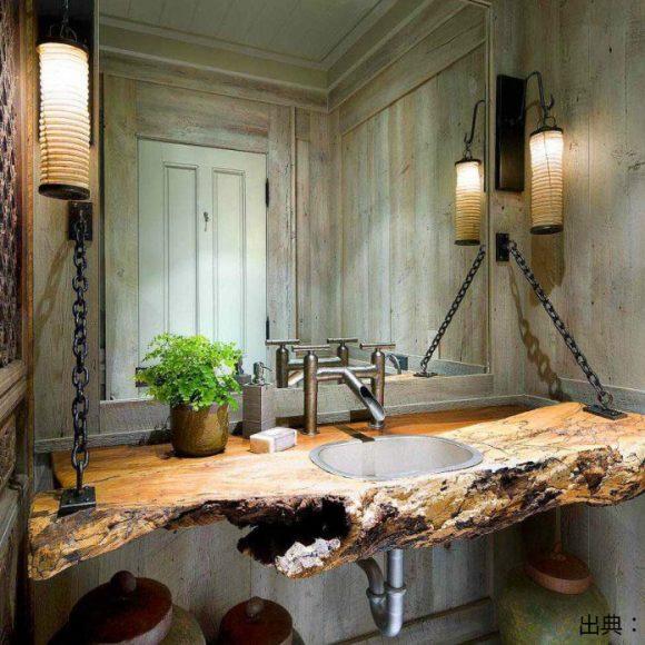 おしゃれな洗面化粧台