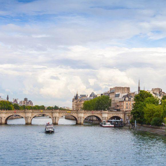 パリのイメージ写真