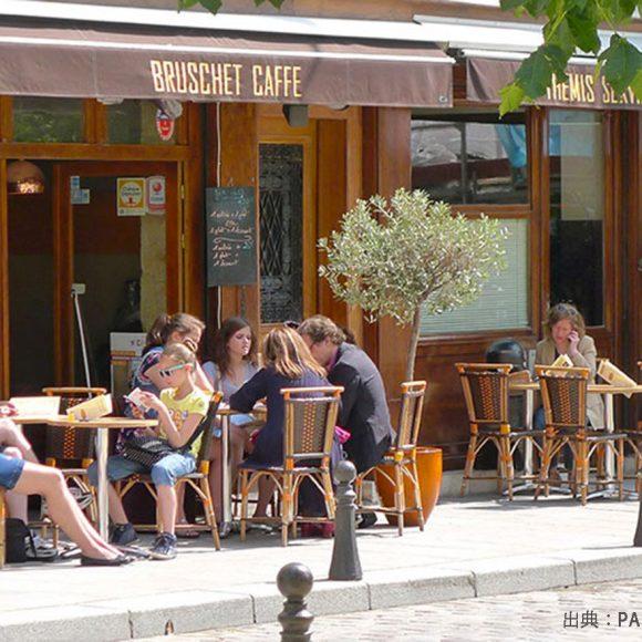 パリの暮らしのイメージ写真