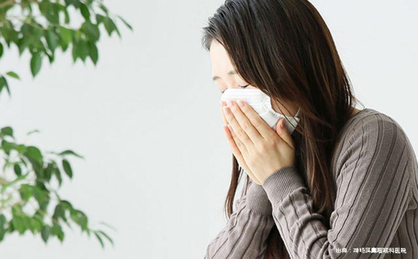 カビアレルギー持ちのイメージ写真