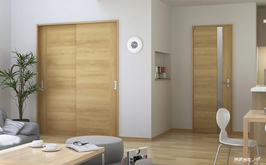 家でよく使う扉のイメージ写真