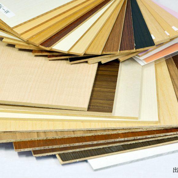 メラミン化粧板のイメージ画像