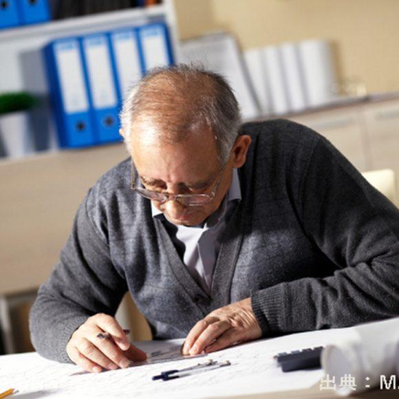 高齢者の仕事のイメージ