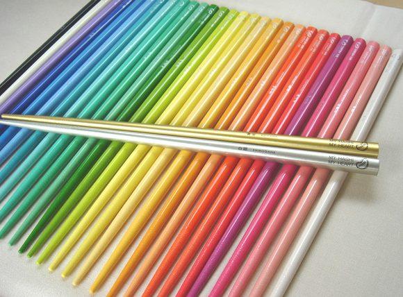 日本の色のイメージ