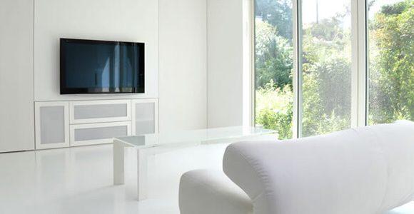 未来の住宅をイメージした部屋画像